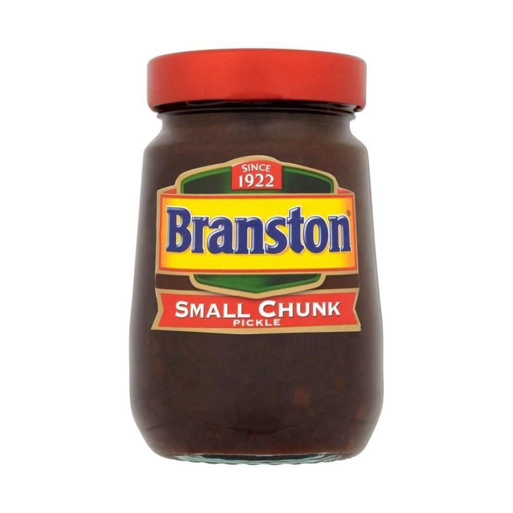 Branston Small Chunk Pickle (360g) - Pack of 2