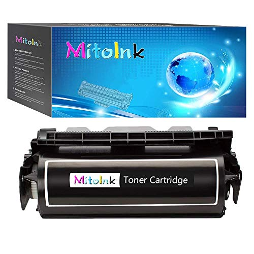MitoInk 12A7365 Toner Cartridge Compatible for Lexmark 12A7365 Printer Toner Cartridge - Black 32,000 Pages
