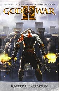 Book GOD OF WAR 2 (ROBERT E.VARDEMA