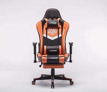Pleasant Extreme Pro Gaming Chair Orange Amazon Ae Theyellowbook Wood Chair Design Ideas Theyellowbookinfo