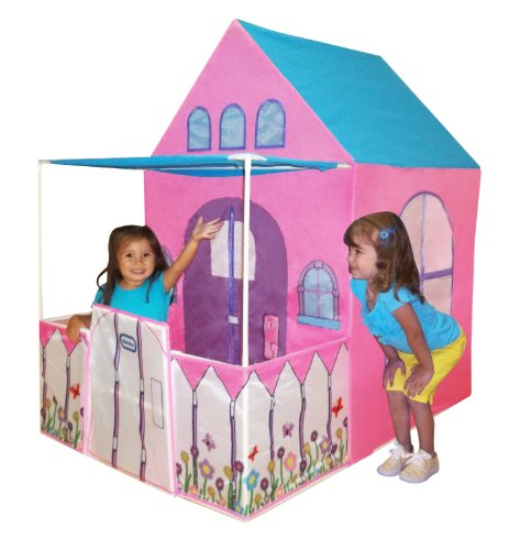 (Little Tikes Victorian Play House)