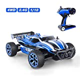 Best Rc - DraWaoy 4WD 1:18 Scale RC Car Off Road Review