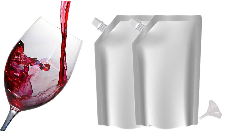 【人気商品!】 Hide Hide Your Booze B01LE08YQ6 Secretフラスコキット – 2箔ポーチFlasks and 1 1 Funnel – ワインLiquor Hidden Flasksクルーズ旅行ポータブル B01LE08YQ6, 坂井郡:cd69f97e --- a0267596.xsph.ru