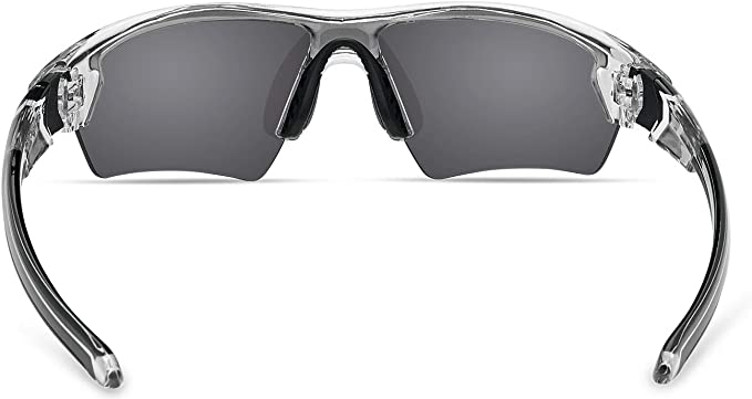 NEW UNDER ARMOUR MENACE SUNGLASSES UA  Youth Fit Satin Black Game Day lens