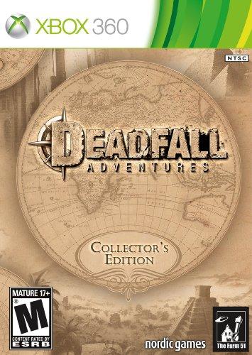 Deadfall Adventures (Collector's Edition) -Xbox 360 - Fridge Collectors