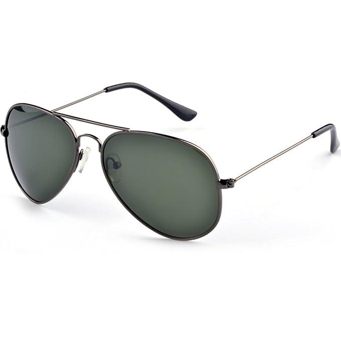 Amazon.com: VL Hombres anteojos de sol polarizadas de ...