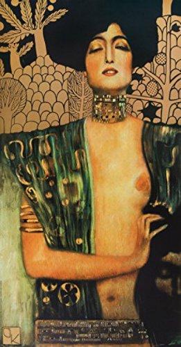 Posters: Gustav Klimt Poster Art Print - Judith I, 1901