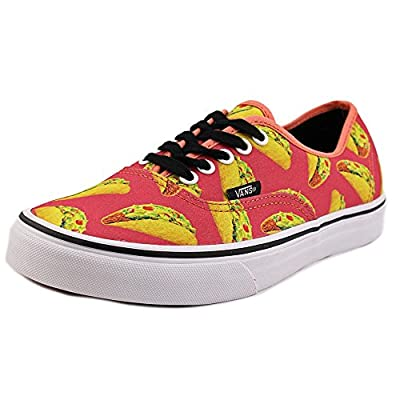 Vans Authentic Late Night Coral/Tacos VN0004MKIRW Mens 12, Womens 13.5