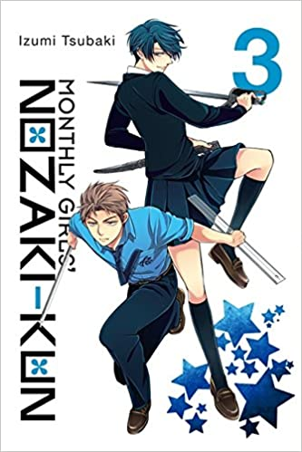 Monthly Girls' Nozaki Kun, Vol. 3 by Izumi Tsubaki