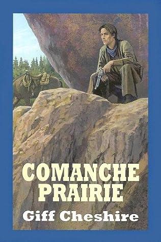 book cover of Comanche Prairie