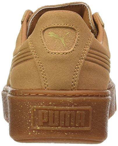 Baskets Speckled Suede Basses Platform Puma vTwBqnHB