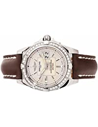 Galactic automatic-self-wind mens Watch A49350 (Certified Pre-owned)