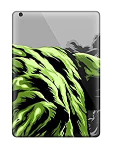HLURoRG7841Kvfxh Alicsmith Awesome Case Cover Compatible With Ipad Air - Hulk