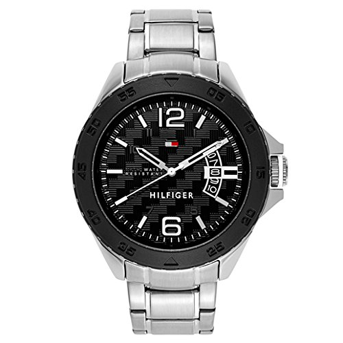 Tommy Hilfiger Men's 1791206 Casual Stainless Steel Bracelet Watch