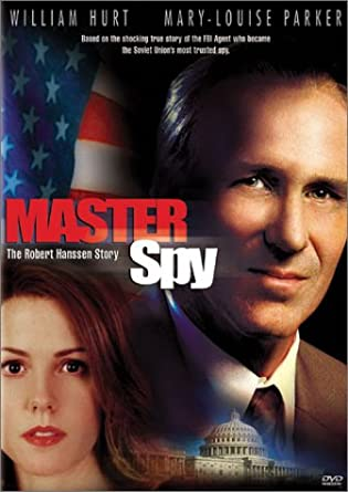 Amazon com: Master Spy: Robert Hanssen Story: William Hurt