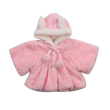Amazon.com: KathShop - Abrigo de invierno para bebé, forro ...