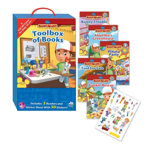 Toolbox of Books (Handy Manny)