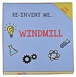 ProjectsforSchool Wind Mill With Battery Kit