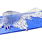 Virginia Silicone Lace Mat by Crystal Candy