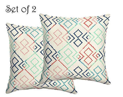 Comfort Classics Inc. Set of 2 Indoor/Outdoor Throw Pillow 16