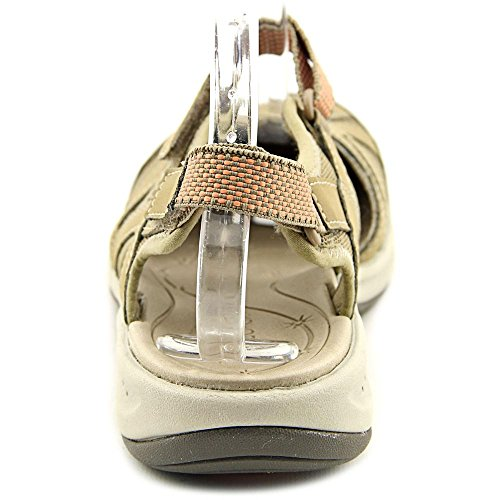 263967b39bb3e chic Easy Spirit Esplash Round Toe Leather Sport Sandal - scott ...