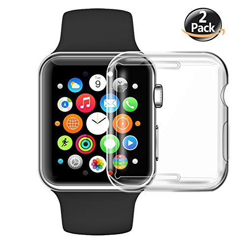 Watch series 2/3 screen protector for 38 2 pk