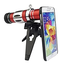 Apexel 18x Zoom Telephoto Lens/ 150x Super Macro Lens for Samsung Galaxy S5 I9600
