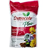 Osmocote Plus Outdoor and Indoor Smart-Release Plant Food, 8-Pound (Plant Fertilizer)