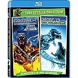 Godzilla Against Mechagodzilla (2002) / Godzilla, Mothra, and King Ghidorah: Giant Monsters All-Out Attack - Set [Blu-ray] by