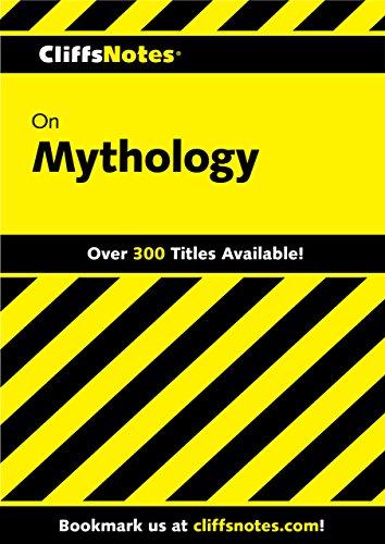 CliffsNotes on Mythology (Cliffsnotes Literature -