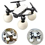 gouduoduo2018 Spark Landing Gear with Buoyancy Ball for DJI Spark Flying Over the Water