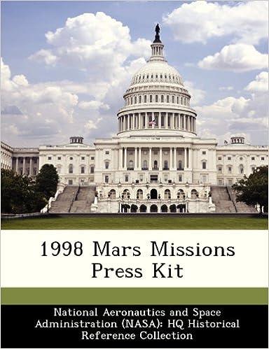 Book 1998 Mars Missions Press Kit