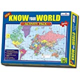 Creative Educational Aids P. Ltd. Know Your World - An Activity Pack