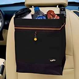 High Road Organizers HR-3504-05 Auto Litterbag Leakproof Base, Black