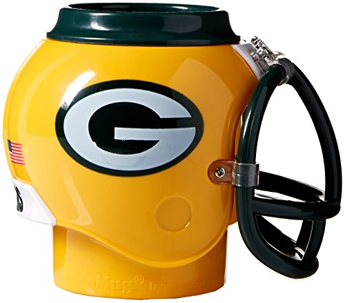 FanMug Green Bay Packers Mug, Various, Multi-Color - Green Bay Packers Mug