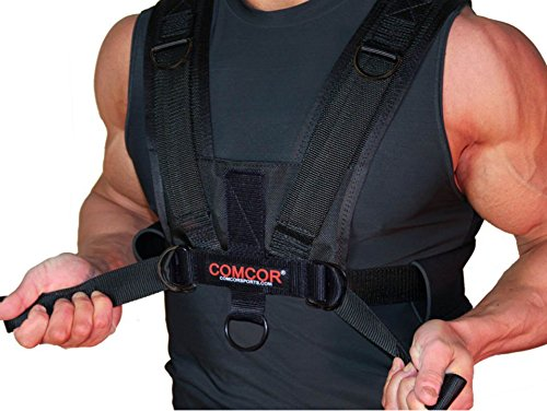 Pull harness for adults
