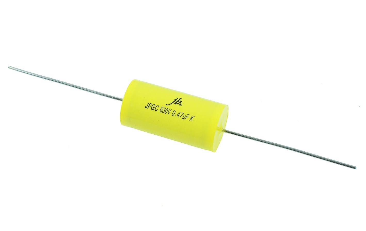25 St/ück 25 x 1nF axiale metallisierte Polypropylen-Folien-Kondensator 630 V /± 10/%