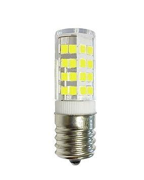 (1) -bulb E17 LED bombilla para horno de microondas, congelador, under-microwave estufa luz 40 W-equival: Amazon.es: Hogar