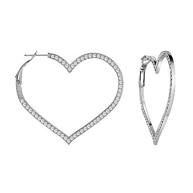 f65e98b05 Guess Women's Earrings UBE28000: Amazon.co.uk: Jewellery