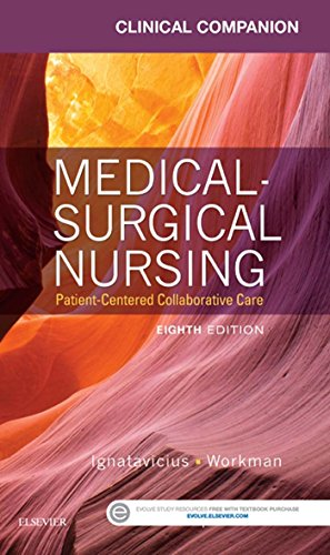 Download Clinical Companion for Medical-Surgical Nursing: Patient-Centered Collaborative Care Pdf