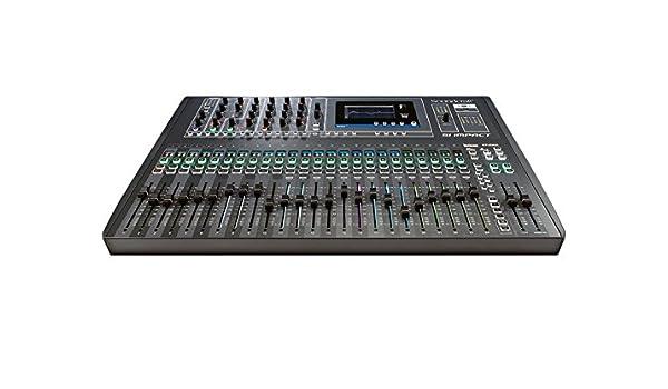 Mesa de mezclas digital impact Si Craft nombresonido 32-en-16 Out ...