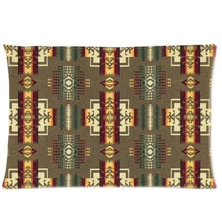 Pendleton Jefe José Rectángulo decorative funda de almohada ...