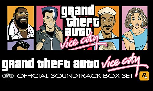 Price comparison product image Grand Theft Auto: Vice City - Box Set