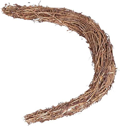 BESPORTBLE Twig Garland Hanging Pendant DIY Crafts Hanging Vine for Home Decor Christmas Party Decor