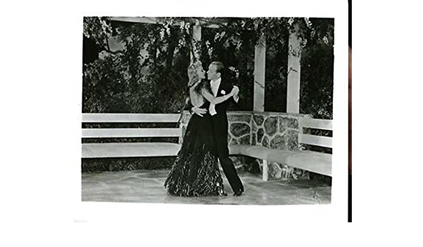 Fred Astaire Ginger Rogers Carefree 8x10 Photo G6382 At Amazon S Entertainment Collectibles Store