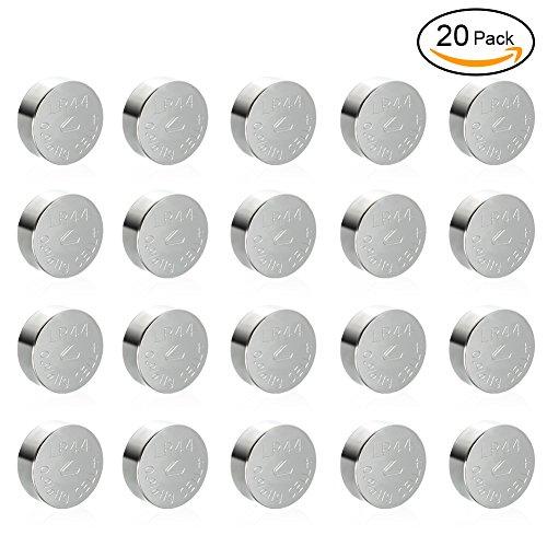 Bingogous-20-Pack-LR44-AG13-Button-Cell-Battery-15V-155mAh-Alkaline-Batteries-A76-L1154-SR44-G13-357