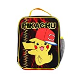 Pokémon Pikachu red hat insulated lunch kit