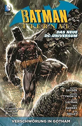 Batman Eternal 01: Verschwörung in Gotham (Batman Eternal 1)