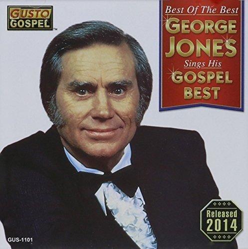 CD : George Jones - Best Of The Best: Sings His Gospel Best (CD)