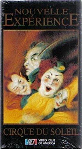 ddb8e4bcbd4fd Amazon.com  Nouvelle Experience  Cirque du Soleil  VHS   Didier Antoine,  Cecile Ardail, Alexandre Arnaoutov, Dimitri A. Arnaoutov, Irina Arnaoutova,  ...